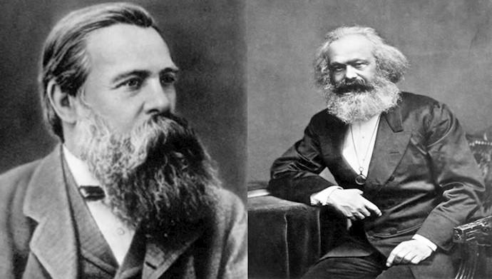 ۲۶ فوریه ۱۸۴۸ - ۷اسفند: انتشار مانیفست مارکس