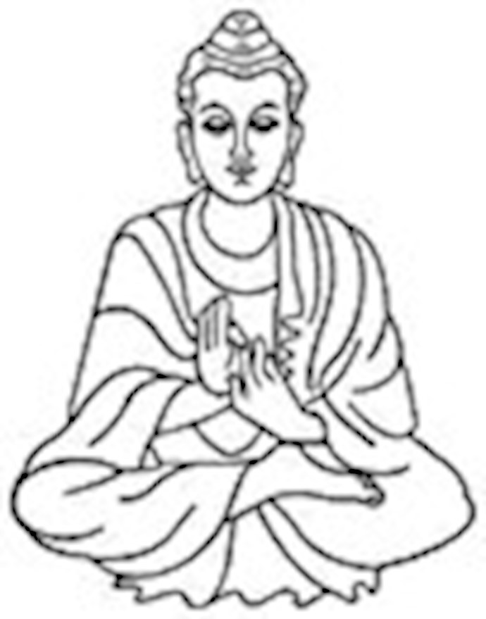 نماد بودا