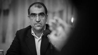 قاضیزاده هاشمی وزیر مستعفی بهداشت