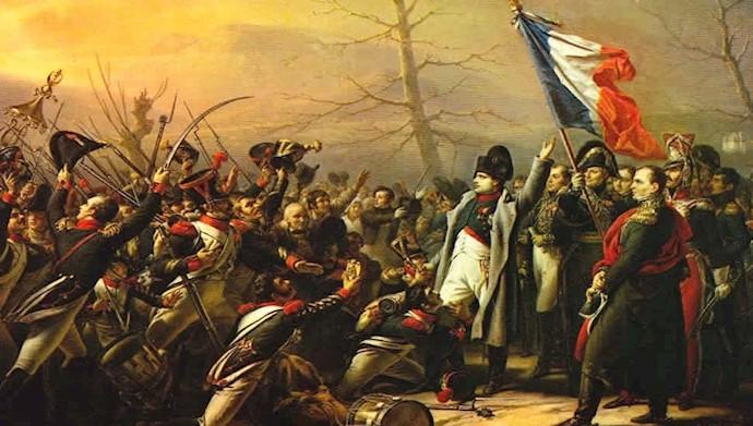 ۲۰مارس ۱۸۱۵ - ۲۹اسفند ۱۱۹۴: آغاز حکومت ۱۰۰ روزه ناپلئون