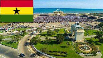 ۶ فوریه ۱۹۵۷ - ۱۷بهمن: استقلال کشور غنا