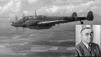 ۳ فوریه ۱۹۵۸ - ۱۴بهمن: درگذشت هینکل، سازندهی شکاریبمبافکنهای آلمان در دو جنگ