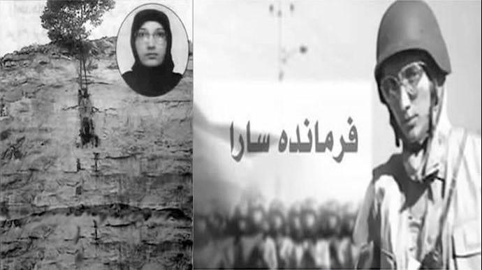 روایت مدال افتخار - به یاد مجاهد قهرمان طاهرطلوع بیدختی فرمانده سارا