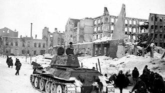 ۲۷ ژانویه ۱۹۴۴ - ۷بهمن: پایان محاصره ۳۰ماهه لنینگراد