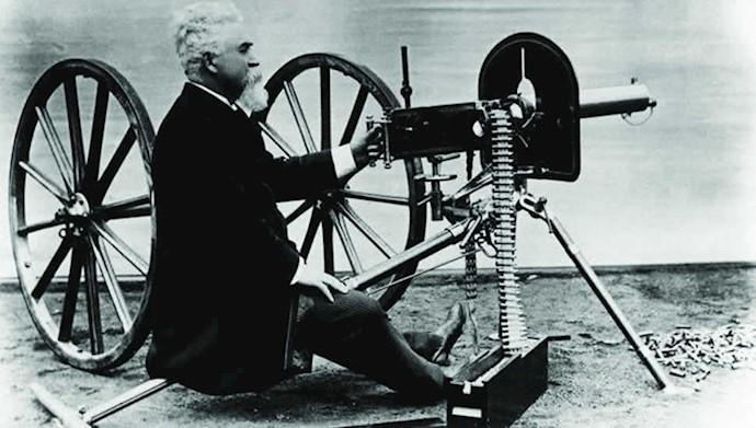 اختراع تیر بار