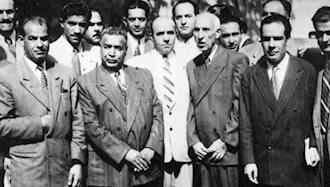 ۱۵ بهمن ۱۳۲۲ - ۴ فوریه : دکتر مصدق نماینده اول تهران