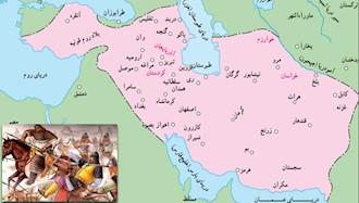 ۲۱ بهمن ۶۳۷ - ۱۰ فوریه: سرنگونی حکومت عباسیان بدست هلاکوخان مغول
