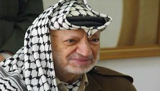 ۲۱ ژانویه ۱۹۹۶ - ۱ بهمن: عرفات به عنوان اولین رئیس دولت فلسطین