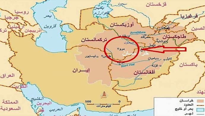۹اسفند ۱۲۵۹ – ۲۸ فوریه: جداشدن شهر مرو از ایران در زمان ناصرالدینشاه