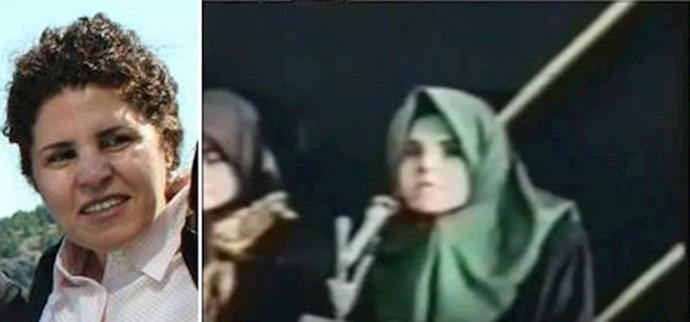 فرحناز انامی بعدها توسط رژیم به سوید اعزام شد وبا مشخصات جعلی به کار فرهنگی سیاسی پشت جبهه رژیم مشغول شد عکس لو رفته او پیوست است