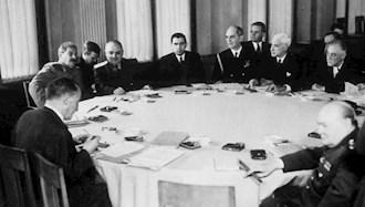 ۴ فوریه ۱۹۴۵ - ۱۵بهمن: کنفرانس یالتا