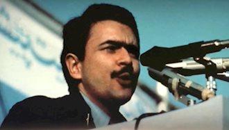 ۱۰بهمن ۱۳۵۸ - ۳۰ ژانویه: سخنرانی مسعود رجوی در دانشگاه تهران تحت عنوان آینده انقلاب