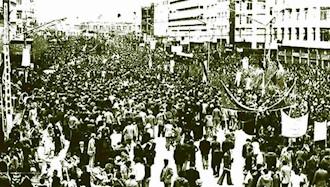 ۲۹ بهمن ۱۳۵۶ - ۱۸ فوریه: قیام مردم قهرمان تبریز