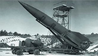 آزمایش نخستین موشک هدایت شونده