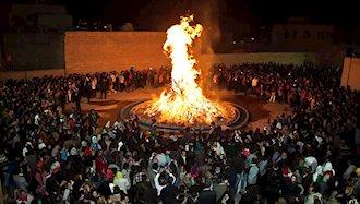 ۱۰بهمن - ۳۰ ژانویه: دهم بهمنماه، جشن سده از جشنهای ایرانیان باستان