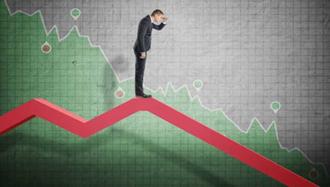 سقوط اقتصادی