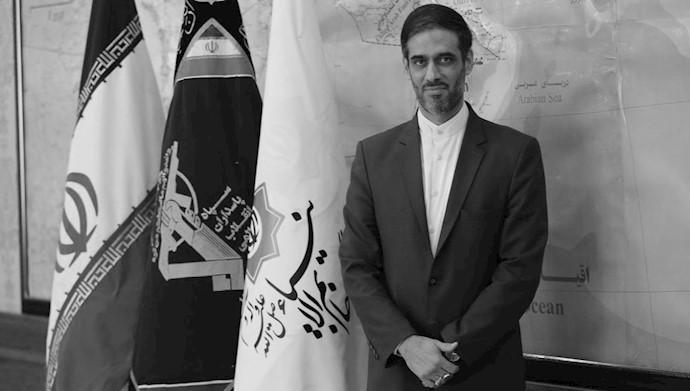 پاسدار محمد سعید، فرمانده قرارگاه خاتم