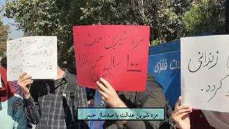 مزه شیرین عدالت با ۱۰۰سال حبس برای دانشجویان