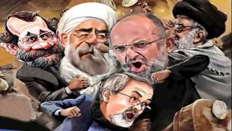 تشدید جنگ و بن بست رژیم بر سر FATF