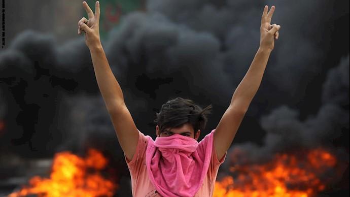 تظاهرات مردم عراق علیه گسترش فساد در این کشور