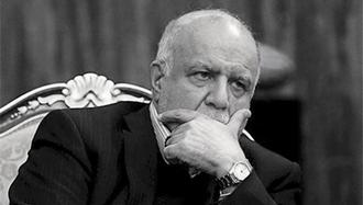 زنگنه وزیر نفت رژیم آخوندی