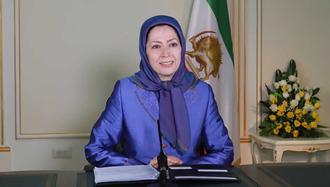 پیام مریم رجوی به جلسه سیاست صحیح در قبال ایران در پارلمان انگلستان