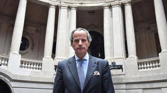 رافائل گروسی مدیرکل آژانس بینالمللی انرژی اتمی