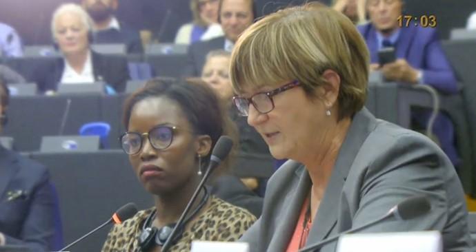 روژا تماچیک عضو پارلمان اروپا از کرواسی