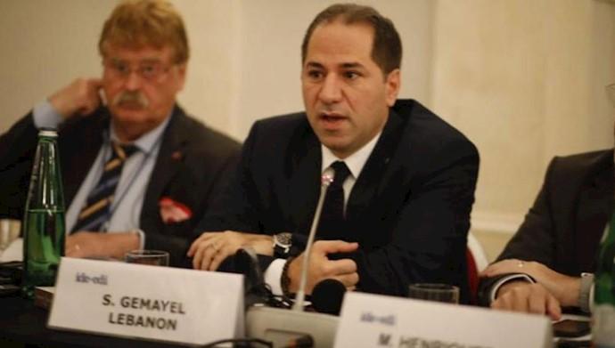 سامی جمیل، رهبر حزب کتائب لبنان