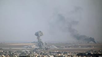 حملات ترکیه علیه مناطق کردنشین سوریه