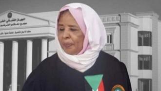 نعمت عبدالله  خیر رئیس قوه قضاییه سودان