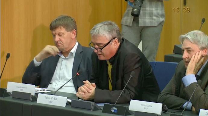 میلانز ور عضو پارلمان اروپا