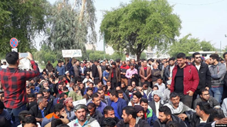 اعتصاب کارگران هفت تپه