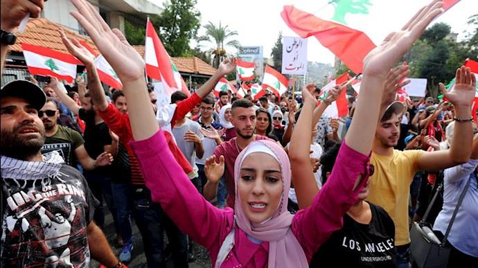 قیام در لبنان