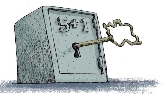برجام و کلید شکسته روحانی!