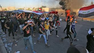 استمرار قیام عراق و وحشت خامنهای