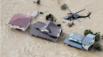 توفان هاگیبیس در ژاپن