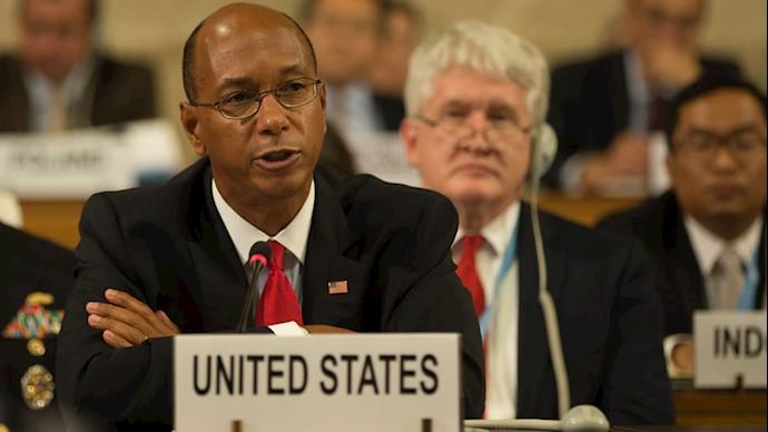 رابرت وود مسئول منع تکثیر اتمی در وزارت خارجه آمریکا