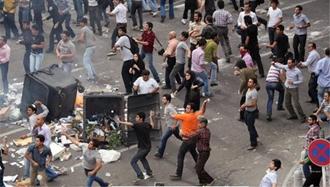 خشم مردم در قیام ۹۶