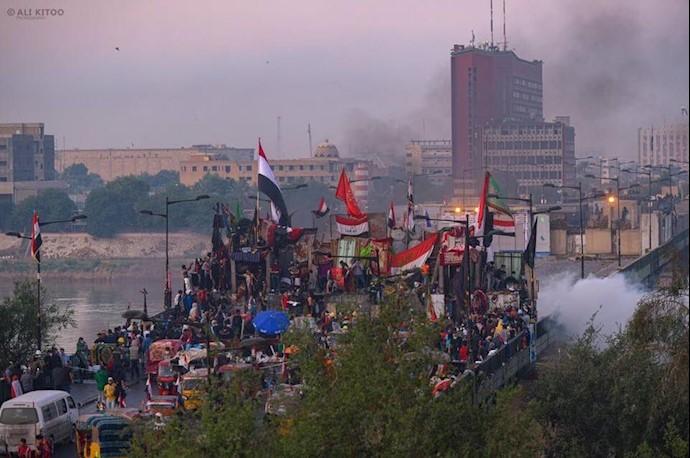 میدان تحریر و پل جمهوری