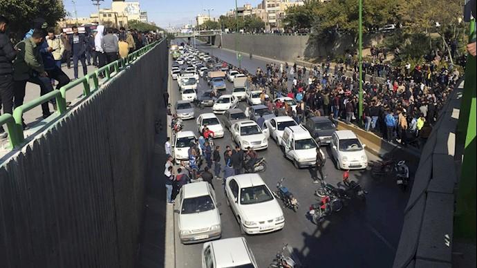 قیام سراسری مردم ایران