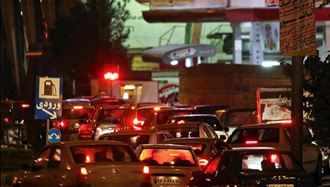 گرانی بنزین و اعتراض مردم