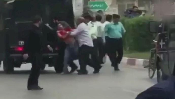 قیام ۹۸ و دستگیریها
