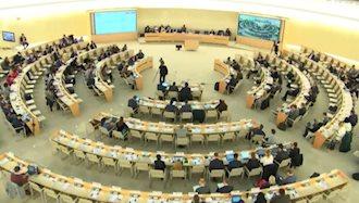 سیوچهارمین اجلاس حقوقبشر در مقر سازمان ملل متحد
