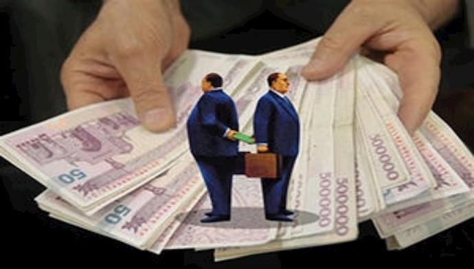 فساد و اختلاس وزیران