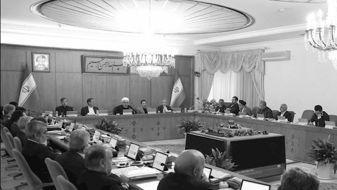 هیئت دولت آخوند روحانی