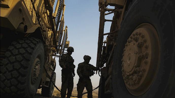 آمریکا - اعزام نیرو به خاورمیانه