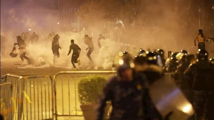 درگیریها در بیروت