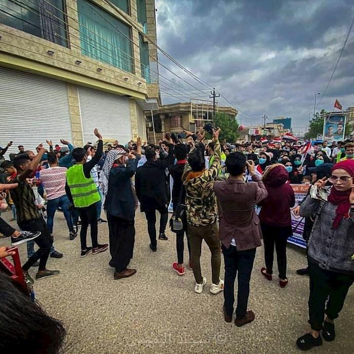 میسان - میدان اعتصاب ۱۳آذر۹۸