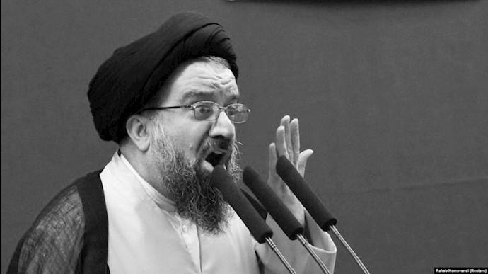 امام جمعه موقت تهران احمد خاتمی